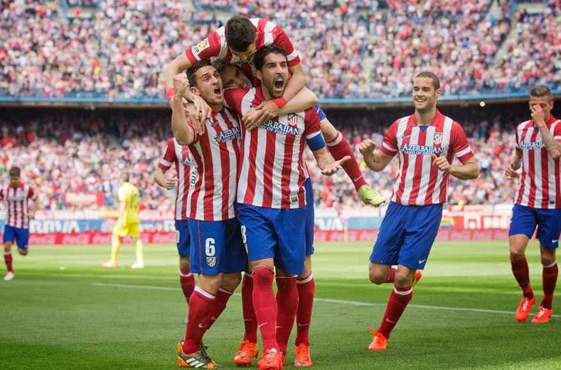 Valencia Vs Atletico Madrid 0 1 La Liga Spain Site