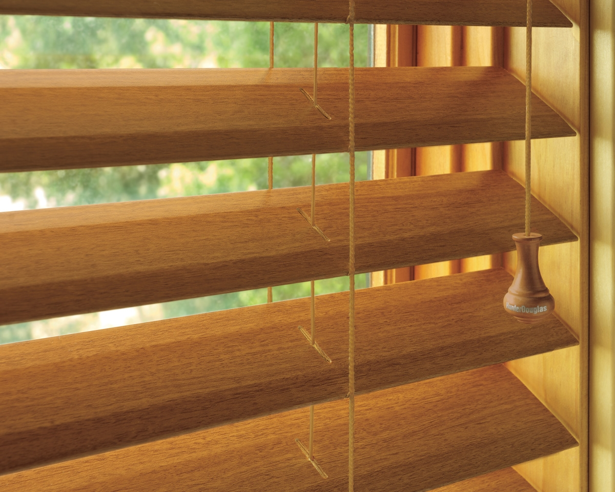 Window Fashions Everwood Collection