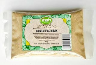 Jual  Bubuk/ Serbuk Daun BIDARA UPAS di Surabaya