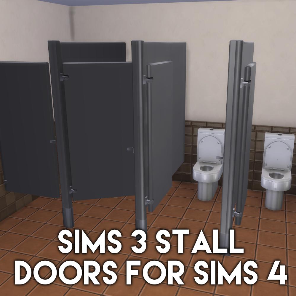 My Sims 4 Blog Makeshift Basketball Hoop Garage Door And More By