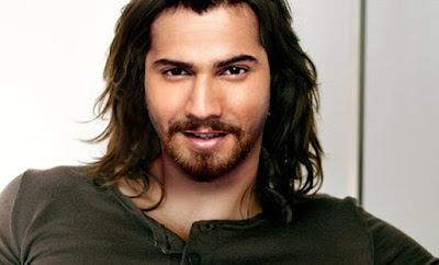 Varun Dhawan Long Hairs