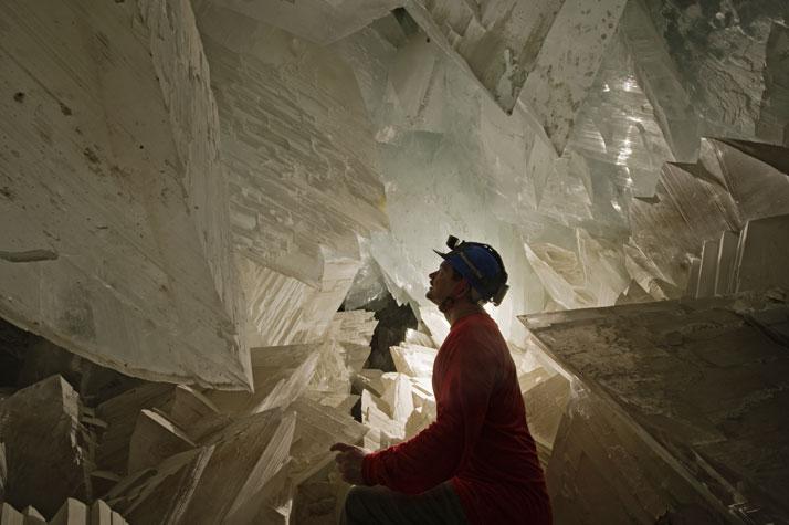 293886b8580 Hiigelseleniidid Naica koopas, Mehhikos