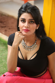 Telugu Actress Harini Stills at Dhyavudaa Movie Teaser Launch  0232.JPG