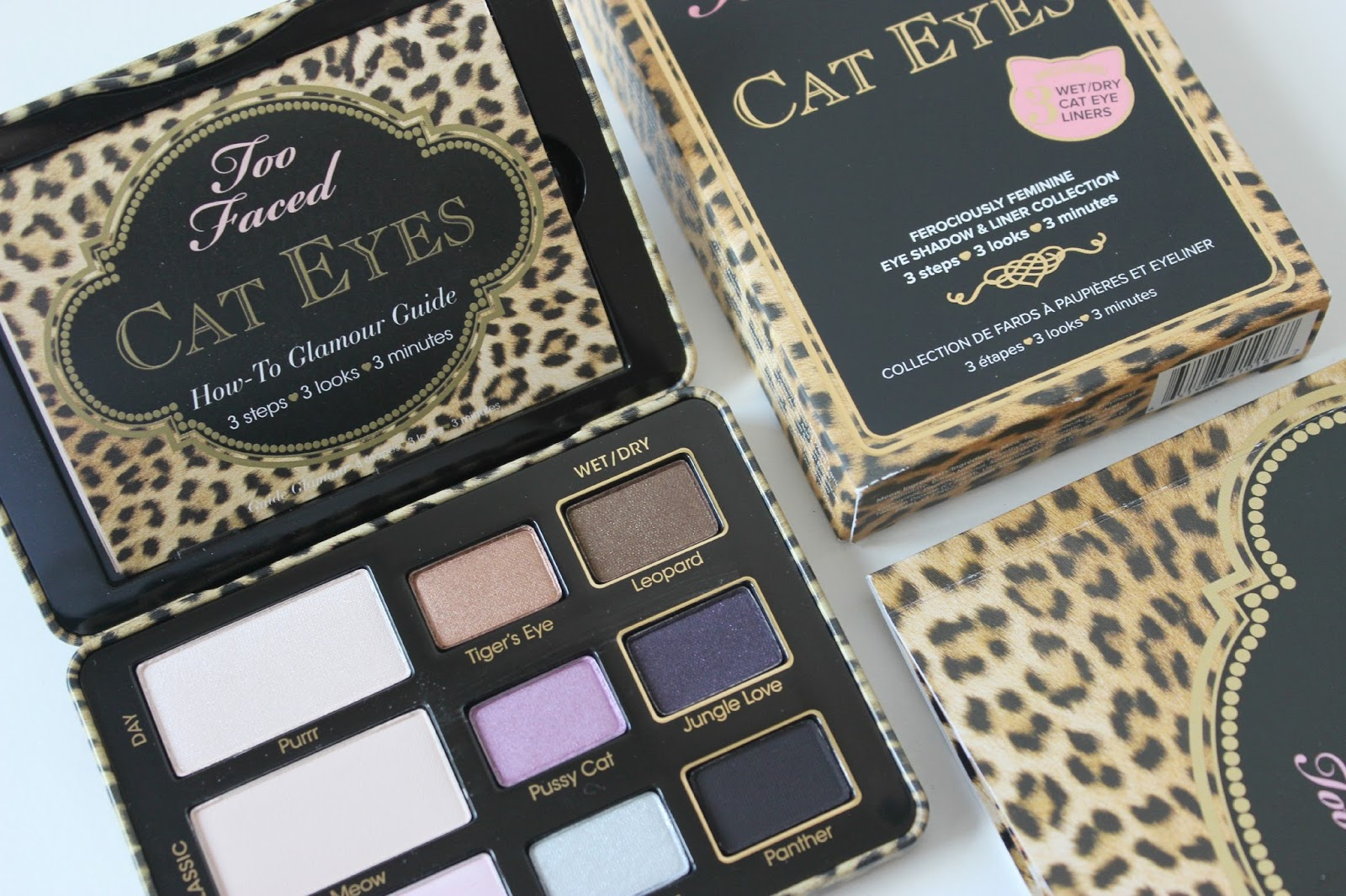 A picture of Too Faced Cat Eyes Palette