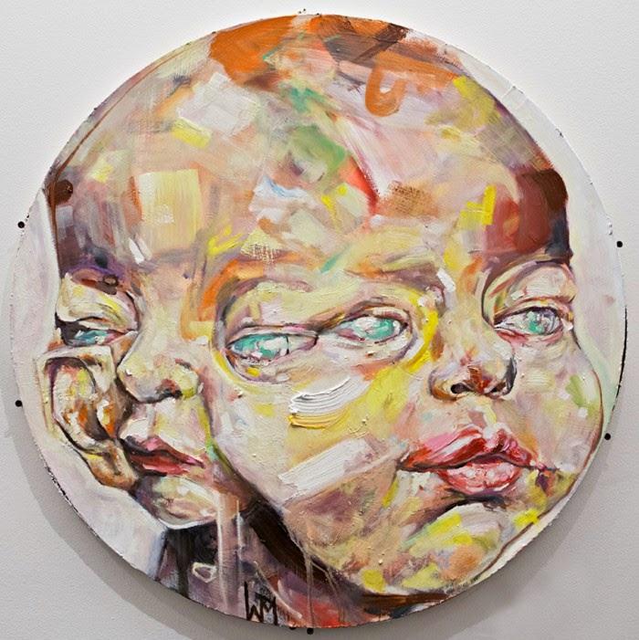 Между абстракцией и сюрреализмом. Wyatt Mills