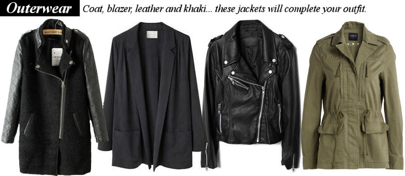 essential jacket style