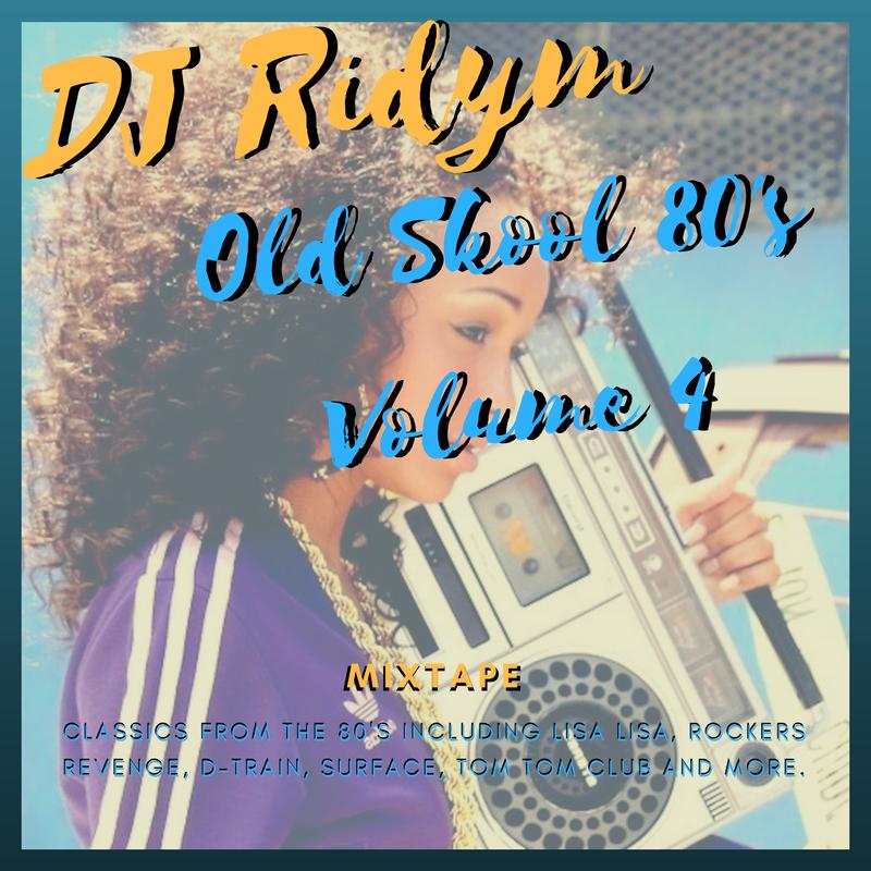 DJ Ridym - Old Skool 80s Volume 4 | Der Groove zur Wochenmitte