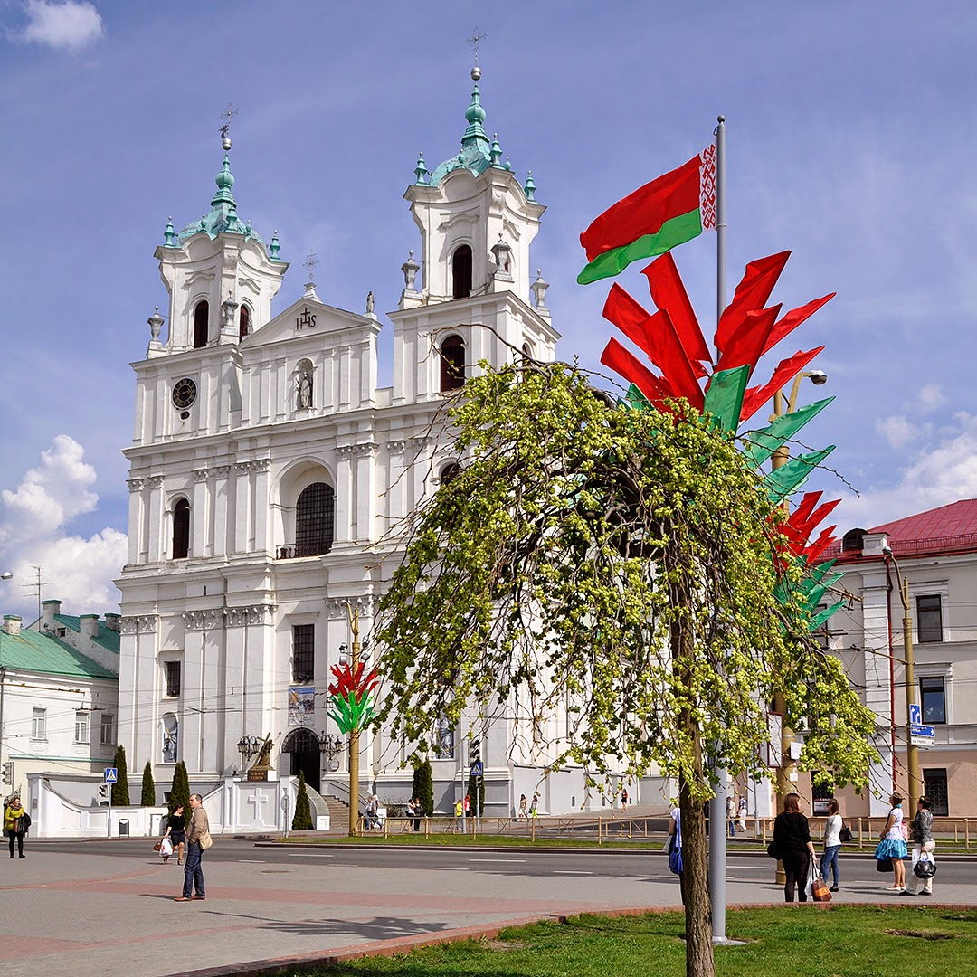 Woodland Shoppers Paradise: Road Trip Belarus: Grodno and ...