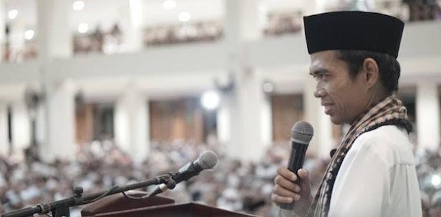Temui UAS, Cara Prabowo Hormati Ijtima Ulama