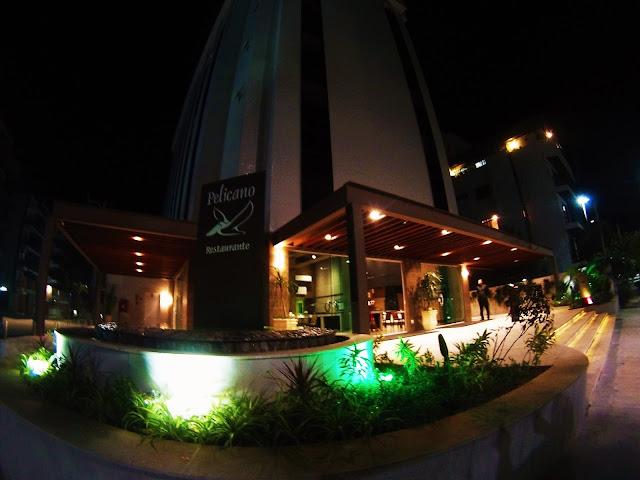 Restaurante Pelicano no BW Plus Oásis Cabo Frio