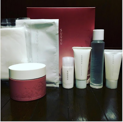 Suqqu New Year Skincare Kit and UK-exclusive Collection