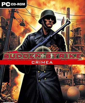لعبة حرب استراتيجية Sudden Strike Crimea