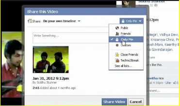 How To Save A Video From Facebook To My Computer