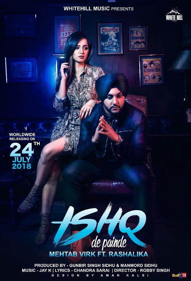 Mehtab Virk Releases Ishq De Painde