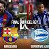 Kesempatan terakhir Barcelona meraih trofi