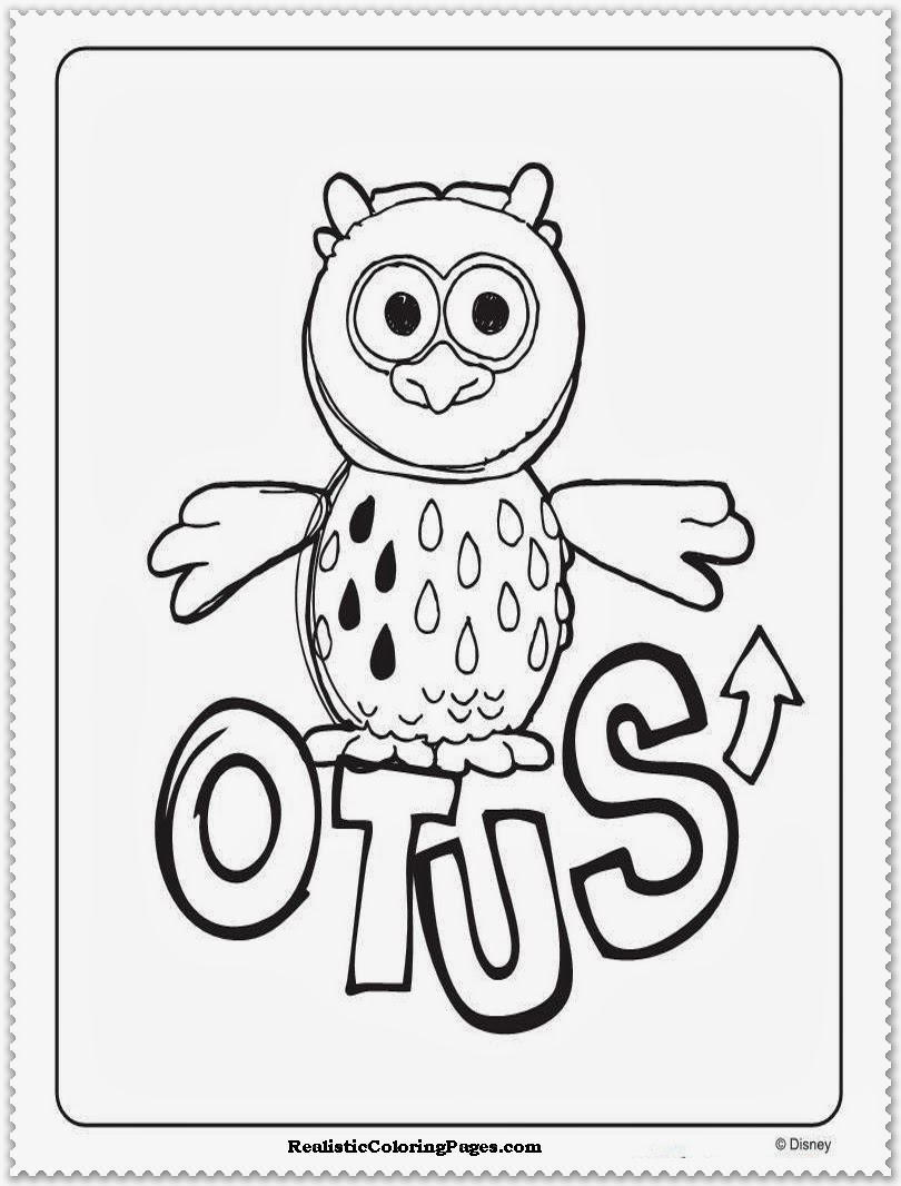 timmy time coloring in pages Otus