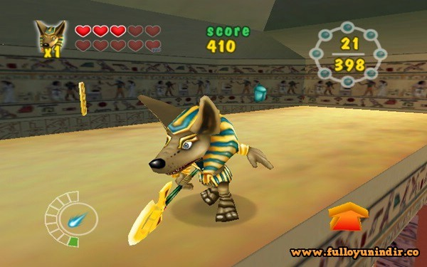 Anubis II PS2