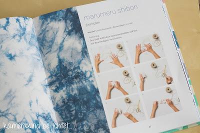 shibori stoff traditionell f rben rezension kamerakind berichtet. Black Bedroom Furniture Sets. Home Design Ideas