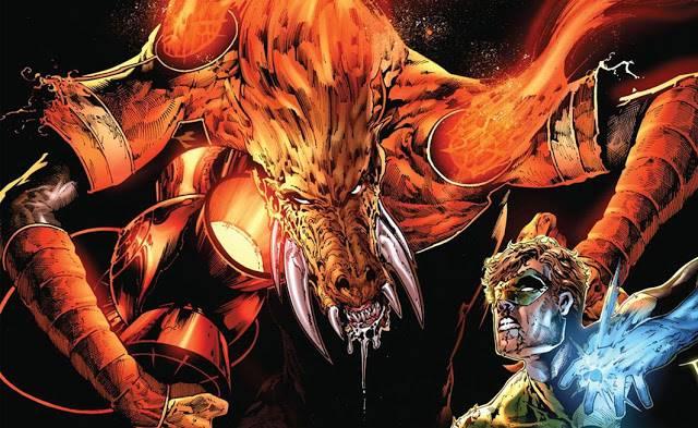 Semua tentang Green Lantern Corps [SPECIAL POST]