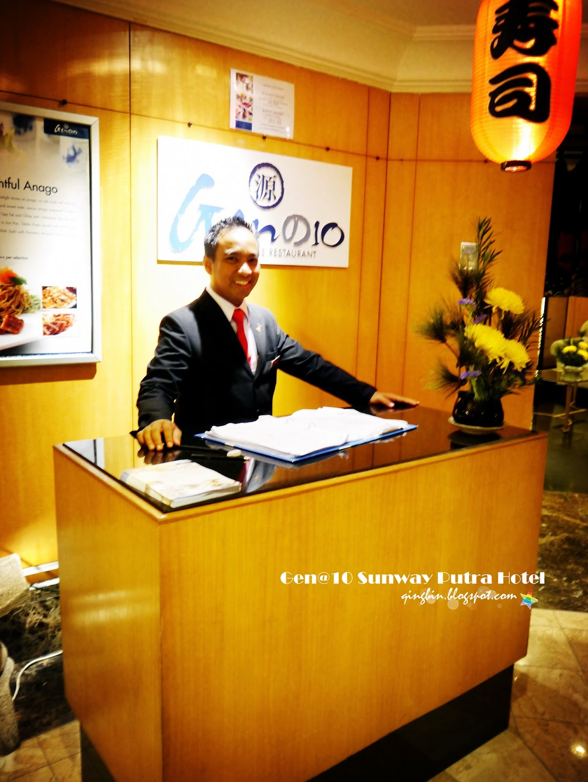 Gen@10 Sunway Putra Hotel Japanese Buffet