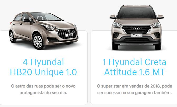 Promoção Ticket Drive  Hyundai. #HB20X #HyundaiBr #100milVendidos #Creta #TestDrive #revista #magazine #leitura #notícias #informação #entretenimento #mídia #sorteio #DigitalInfluencer #viagem #mãe #DiadasMães #DiadasMaes #Mae  #topdapromocao