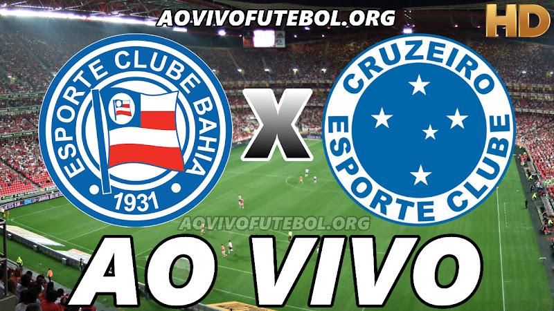 Bahia x Cruzeiro Ao Vivo HD Premiere