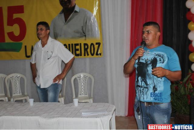 Claudiomir Rodrigues - Beto Rosa - Nova Mamoré