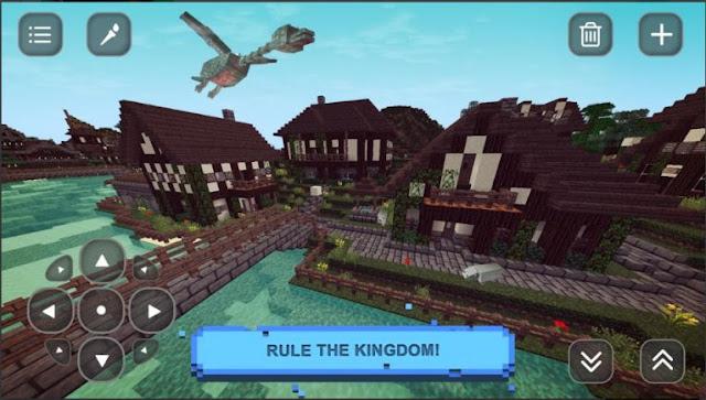 Game Simulation Android Offline Medieval Exploration Craft 3D MOD APK