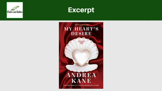 Excerpt: My Heart's Desire by Andrea Kane