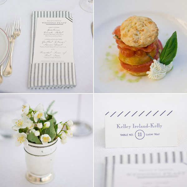 Southern Wedding Reception Food: Timeless Events And Classic Cocktails