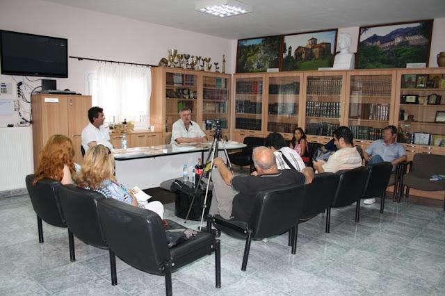 """Ο Σύλλογος """"Ευστάθιος Χωραφάς"""" Πατρίδας παρουσίασε το φετινό πρόγραμμα εκδηλώσεων"""