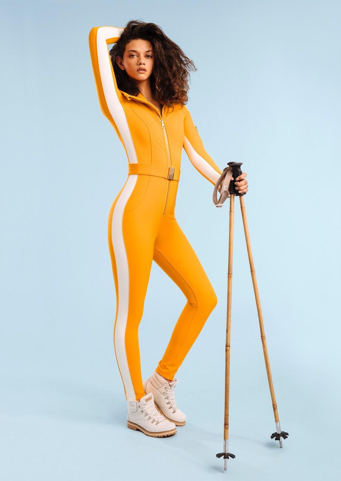 one-piece ski suit Cordova
