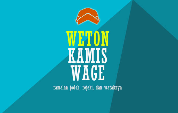 Weton Kamis Wage