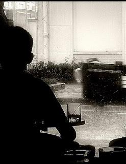 Chiều ngồi quán ở Sài-Gòn