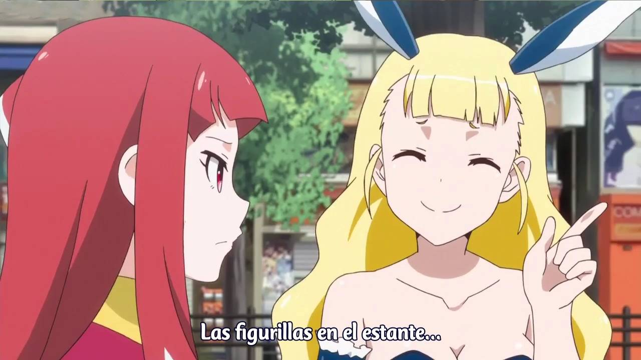 Akiba's Trip The Animation cap 2 Sub Español