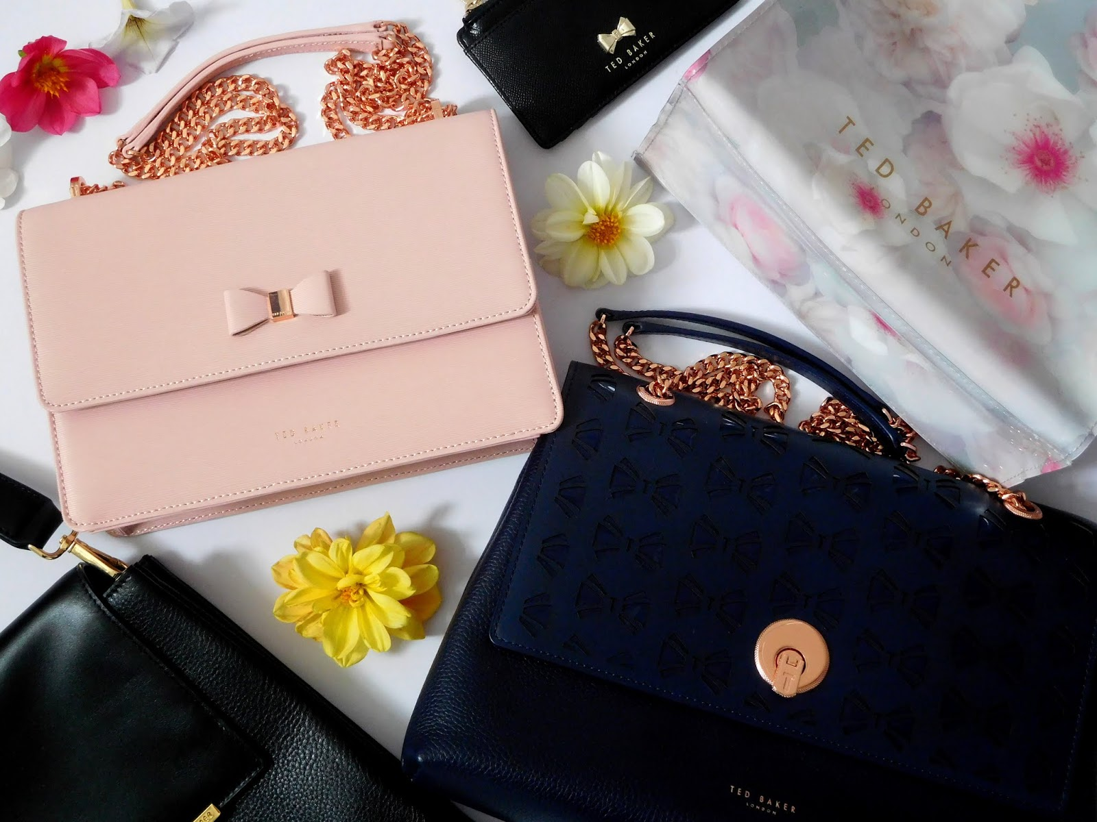 I Invest My Money In Ted Baker Handbags Because Of Their Amazing Quality And Know Through Experience They Are Really Durable Lasting For Years Without