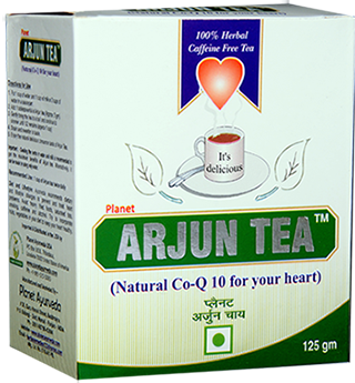 Arjun tea, herbal tea, best herbal tea