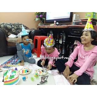 BlogDuraNorell - The Zizis and Me | Birthday AbangYan 3 Tahun | http://dnorell.blogspot.my | dura.norell@gmail.com | KelabBloggerBenAshaari KBBA9 | Blogger Malaysia