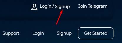 Регистрация в Corpia Asset