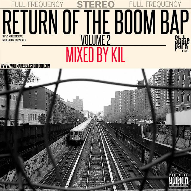 Return Of The Boom Bap Mixtape Vol. 2