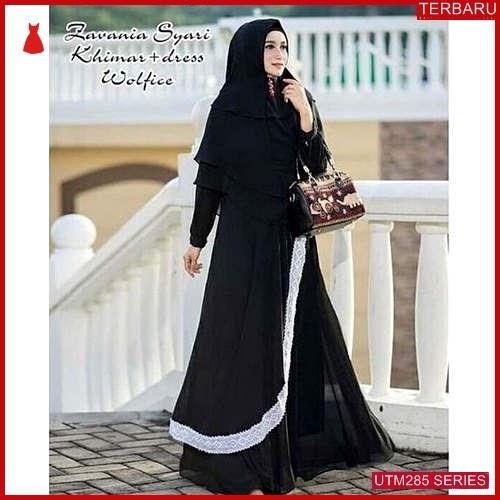 UTM285Z69 Baju Zavania Muslim Syari UTM285Z69 11D | Terbaru BMGShop
