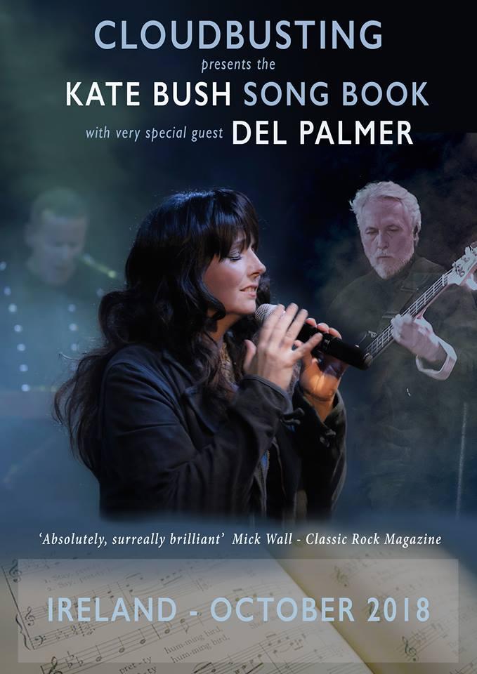 Kate Bush Song Book Irish Tour