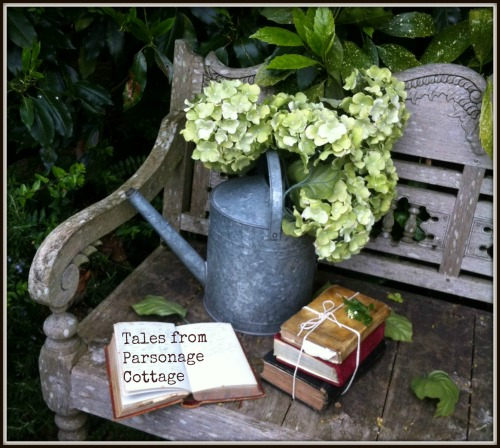 Tales from Parsonage Cottage