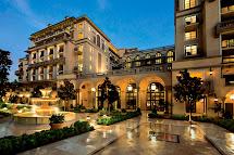 Luxury Hotels Three Peninsula Find Fame In U