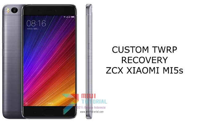 Apakah Sudah Ada Custom TWRP Buat Xiaomi Mi5s? Tentu! Malah Sudah Support OTA lagi: Ini Tutorial Cara Pasangnya