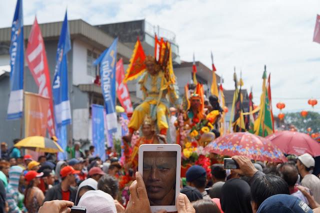 Kemeriahan Festival Imlek jadi Magnet Wisata