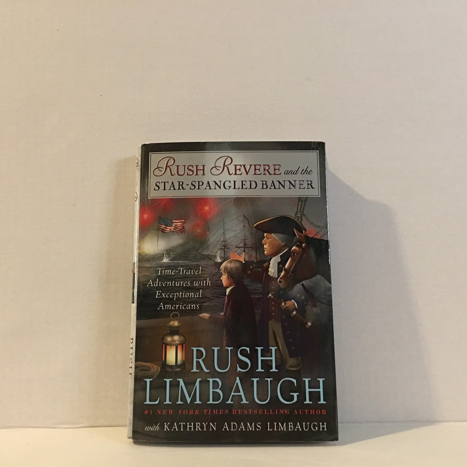 Let S Get Real Homeschool Review Crew Our Review Of The Adventures Of Rush Revere