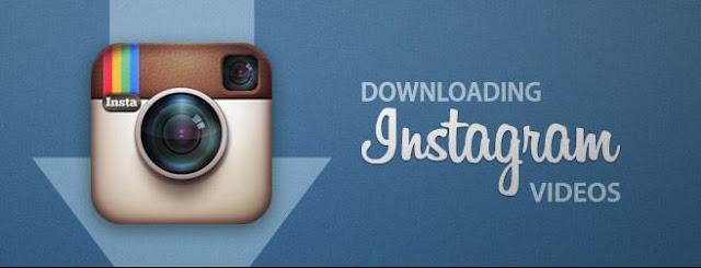 cara menyimpan video instagram ke gallery