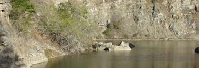 lago artificial criado exploraçao amianto fernanda giannasi
