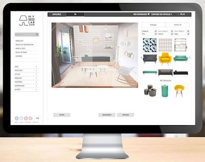 essai meubles en 3D en ligne